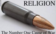 El Mito de que la Religión es la Causa # 1 de la Guerra