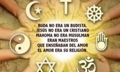 ¿Es el Amor la meta principal de toda religión?
