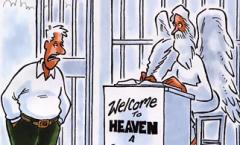 ¿Habrá Sexo en el Cielo?