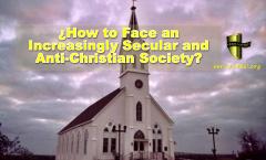 How to Face an Increasingly Secular Society?