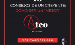"""10 Consejos de un Creyente: Como Ser un """"Mejor"""" Ateo en Internet"""