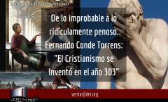 ¿El Cristianismo se Inventó en el año 303?