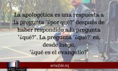 Tim Keller: ¿Qué es la Apologética?