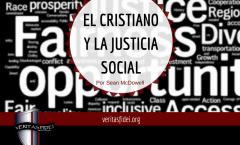 ¿Cómo deberían pensar los cristianos acerca de la justicia social?