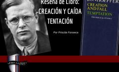 La Sumisión de un Conspirador. Reseña del libro: Creación y Caída/Tentación