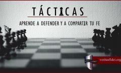 Encuesta: Tácticas. Aprende a defender y a compartir tu fe.